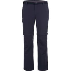 Icepeak Barwick Pantalones ZipOff Hombre, anthracite
